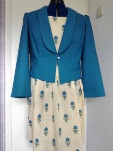 Blue jacket 2