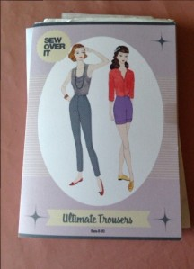 Ultimate trouser pattern cover